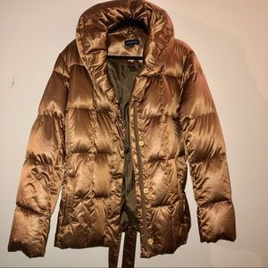 Land's End Down Puffer Jacket